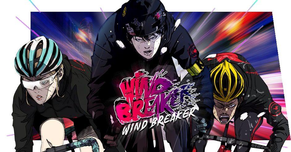 Wind Breaker Chapter 378