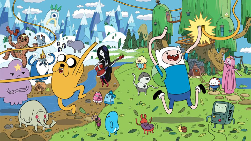 Who Does Finn End Up With in Adventure Time