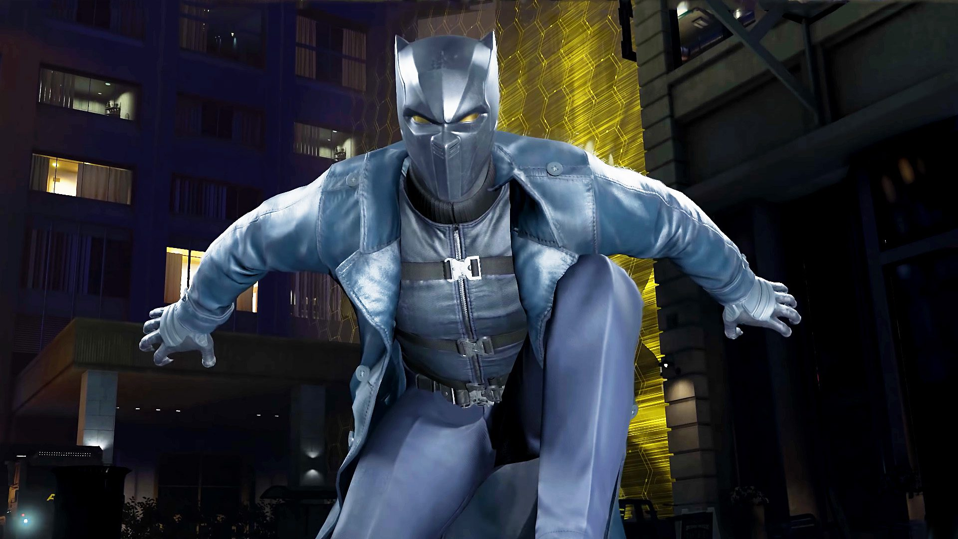 Who Is The Voice Behind T'Challa