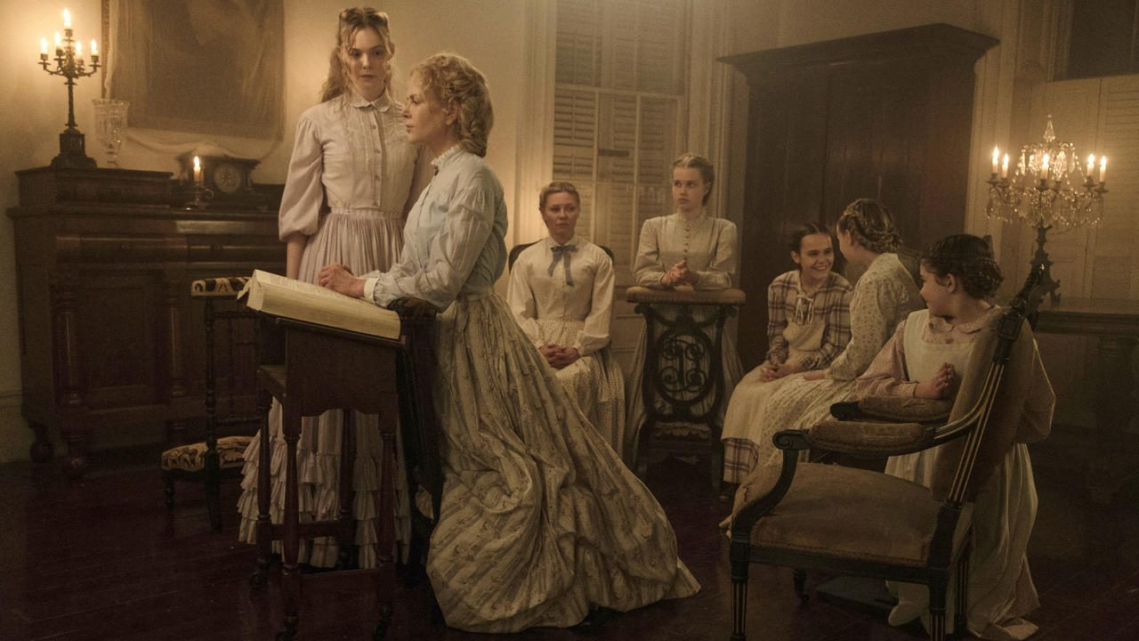 What Happens to John McBurney in The Beguiled