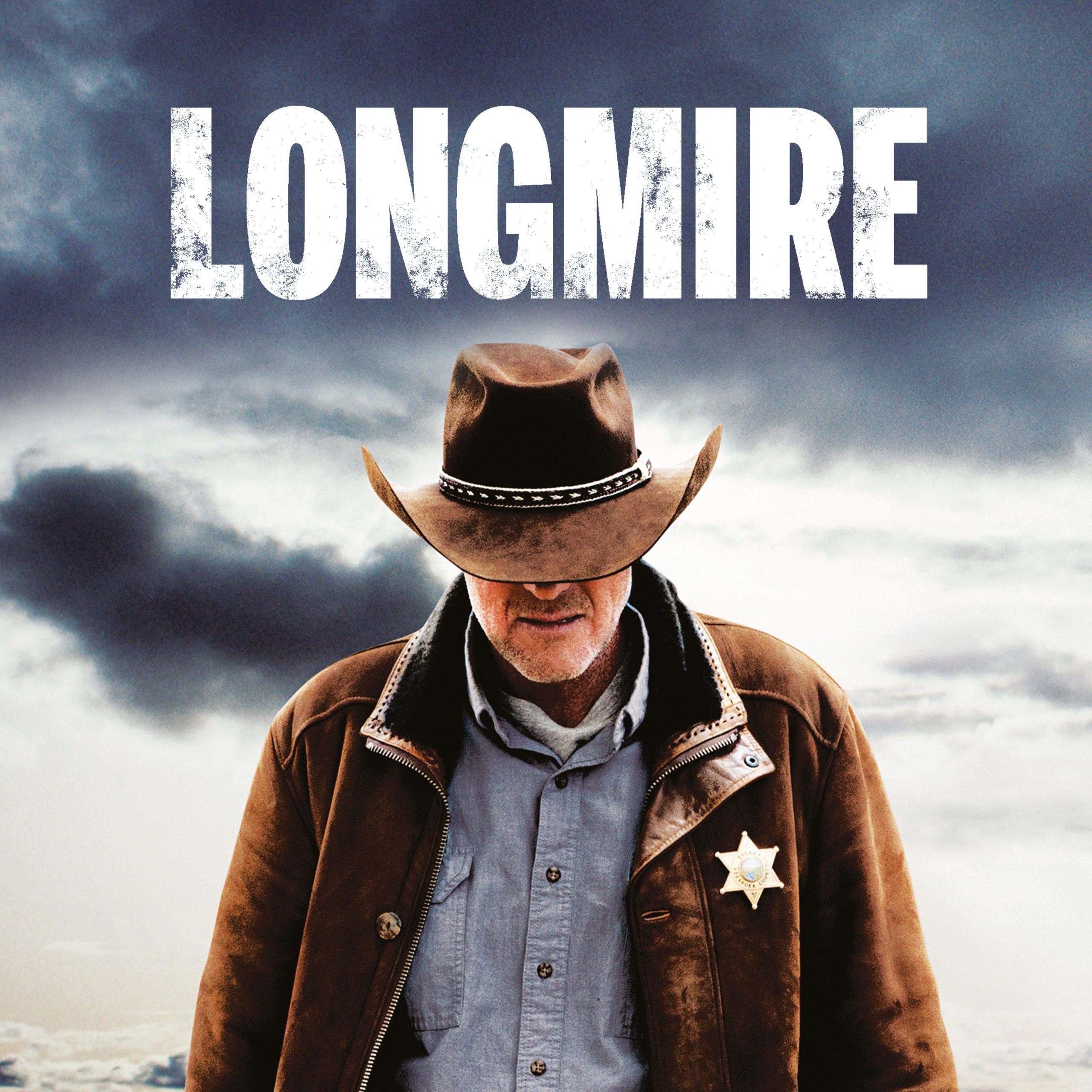 Longmire played by Australian Actor Robert Taylor