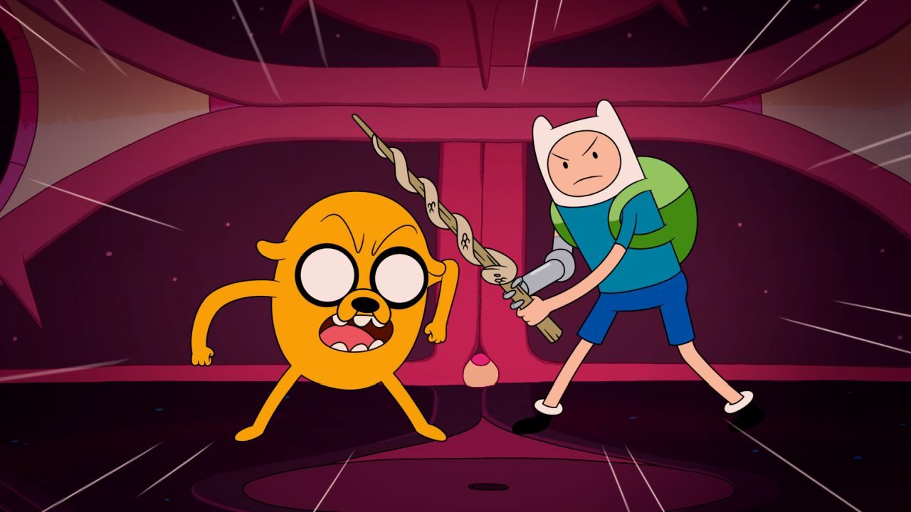 Adventure Time Ending
