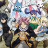 Who Does Natsu End Up With