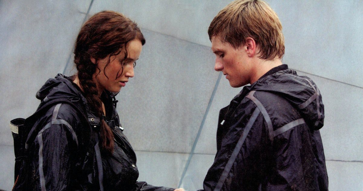 Who Does Katniss Ends Up With