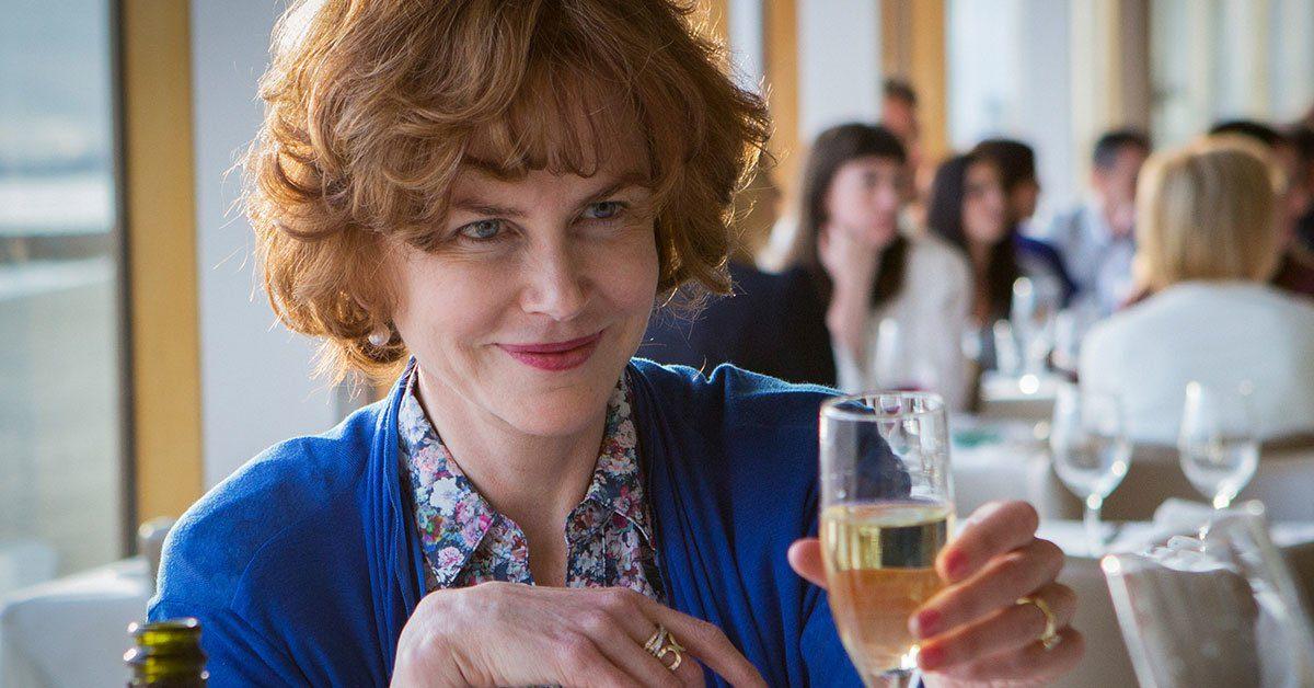 Nicole Kidman In The Sorkin Biopic