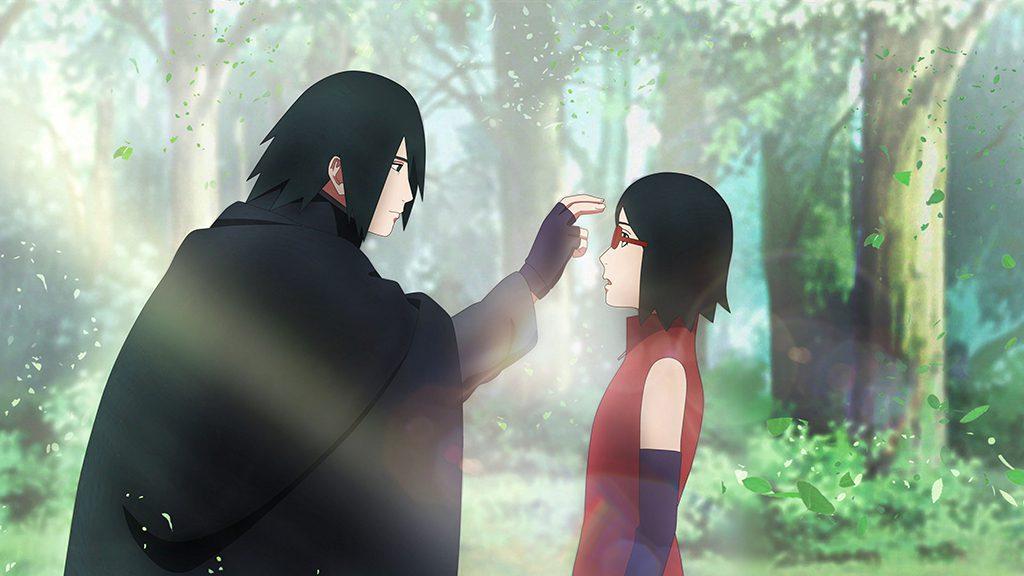 How Old is Sasuke in the Boruto