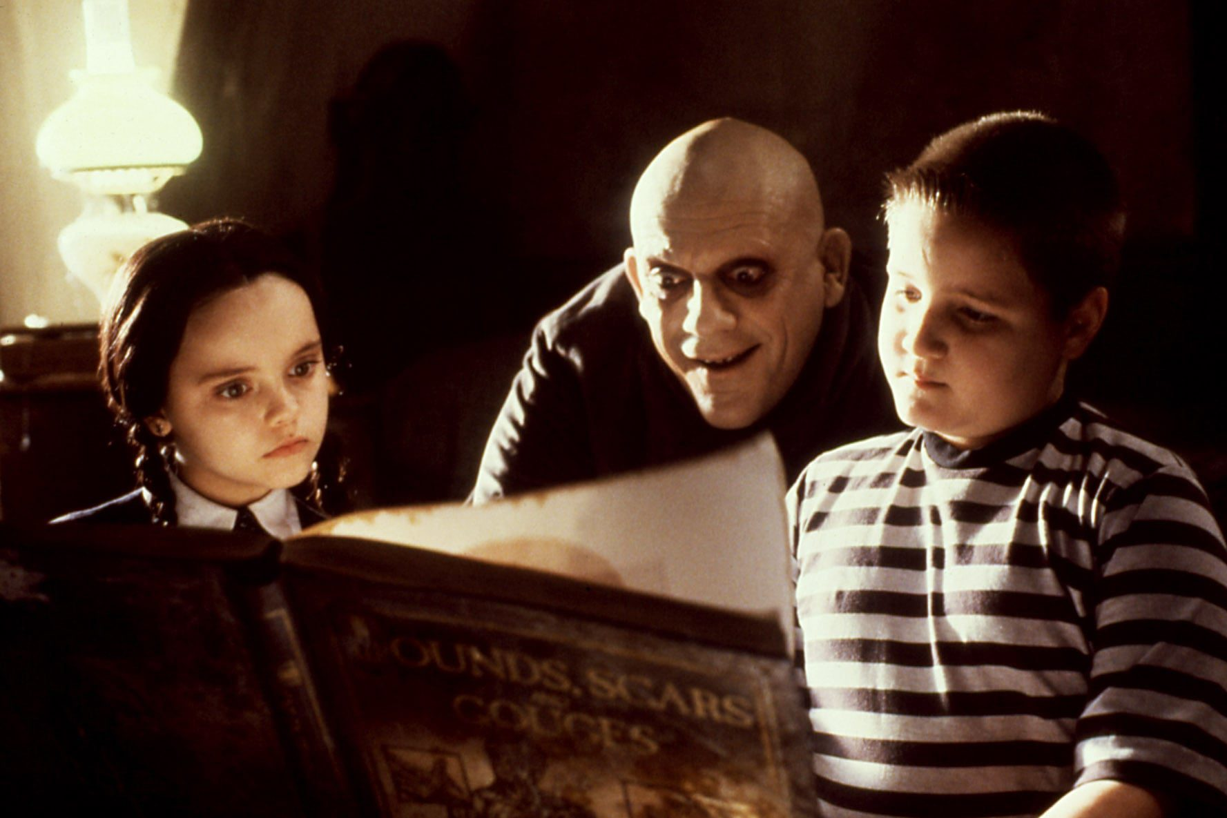 Release Date For The Addams Family's Wednesday