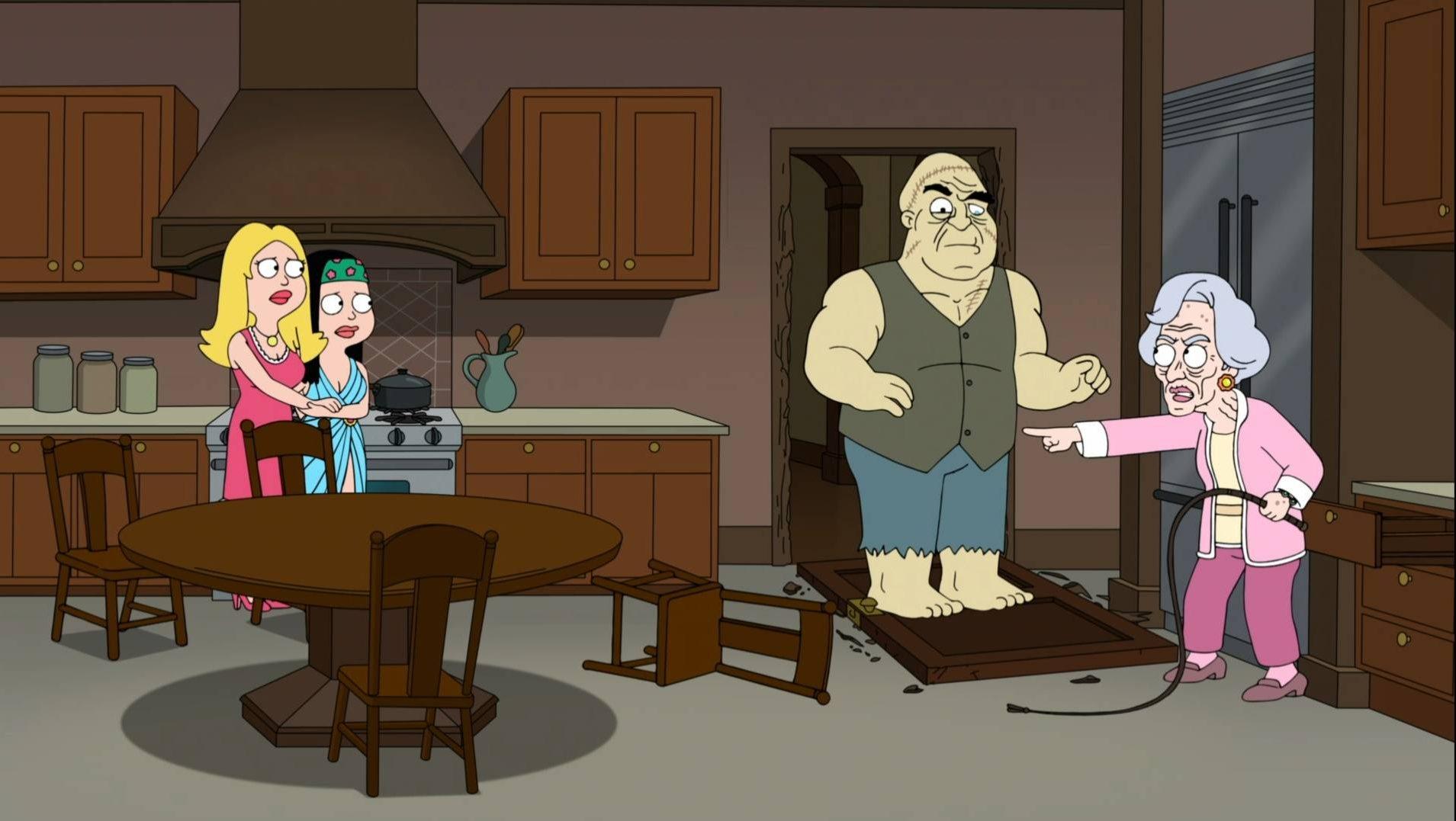 The Ending Of American Dad Season 18 Episode 17