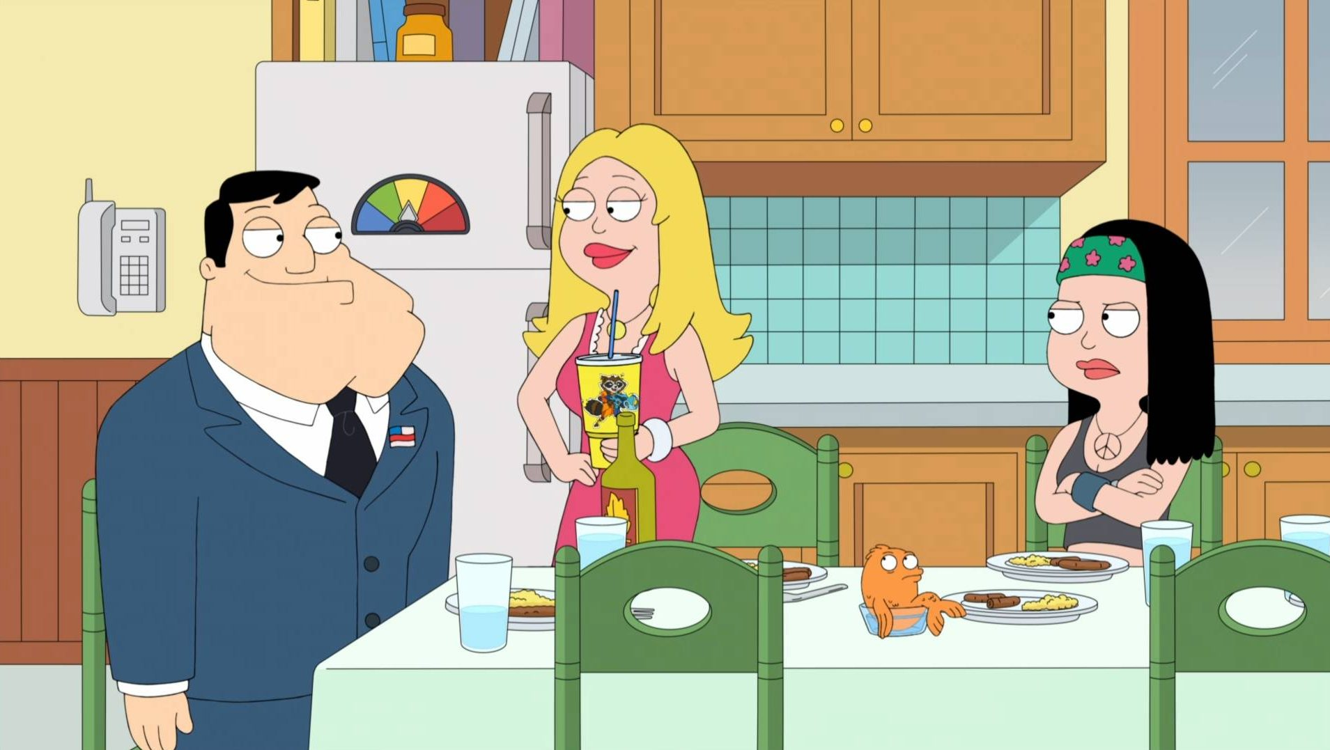 Events From Previous Episode That May Affect American Dad Season 18 Episode 18