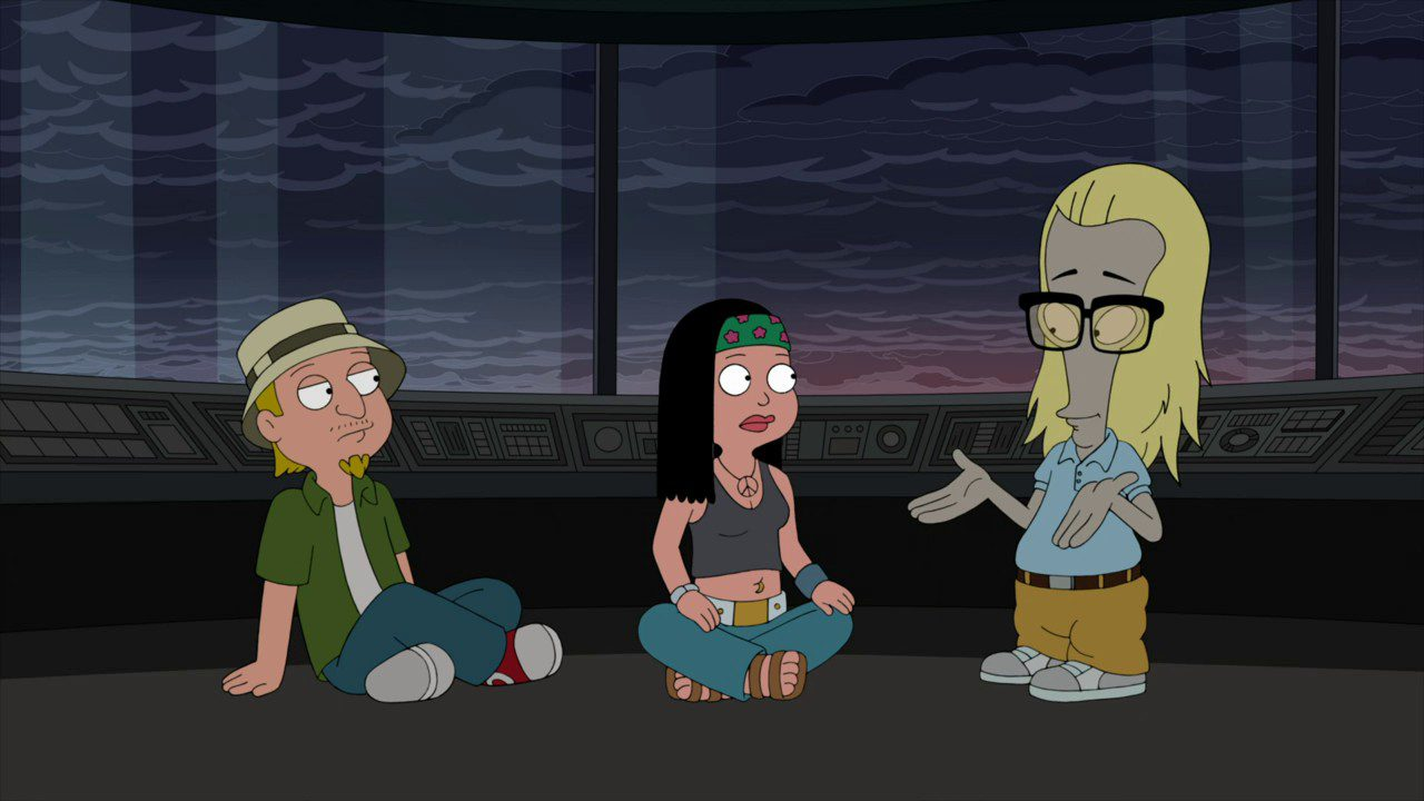 The Ending For American Dad Season 18 Episode 18
