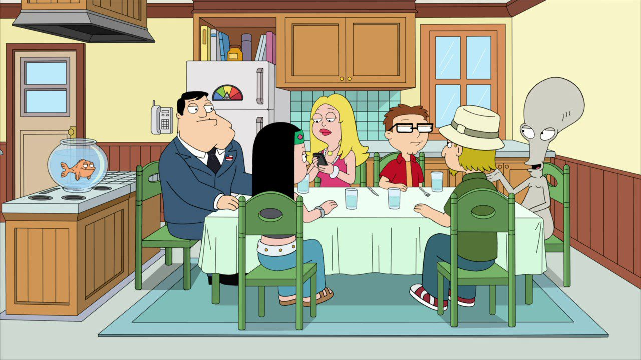 Spoilers For American Dad Season 18 Episode 19