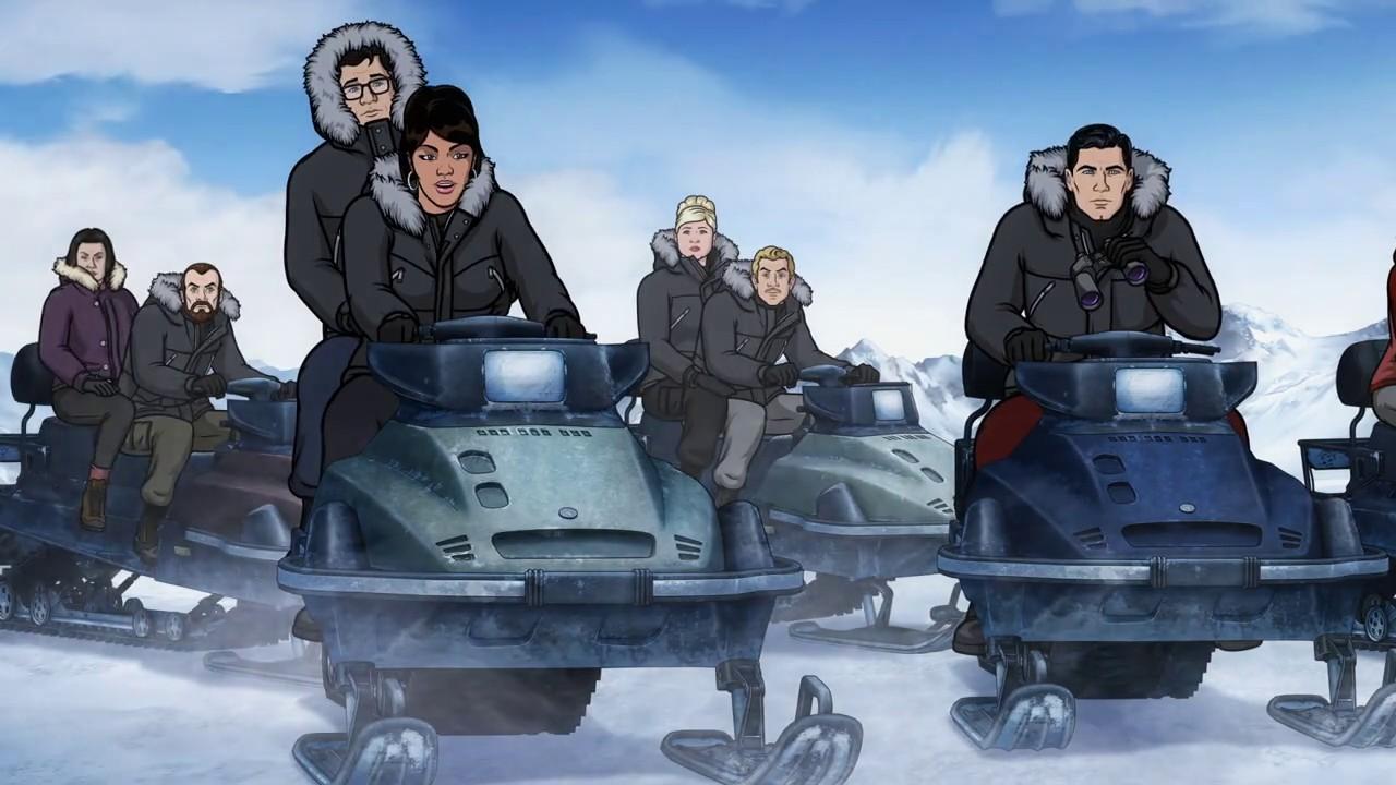Ending For Archer Season 11