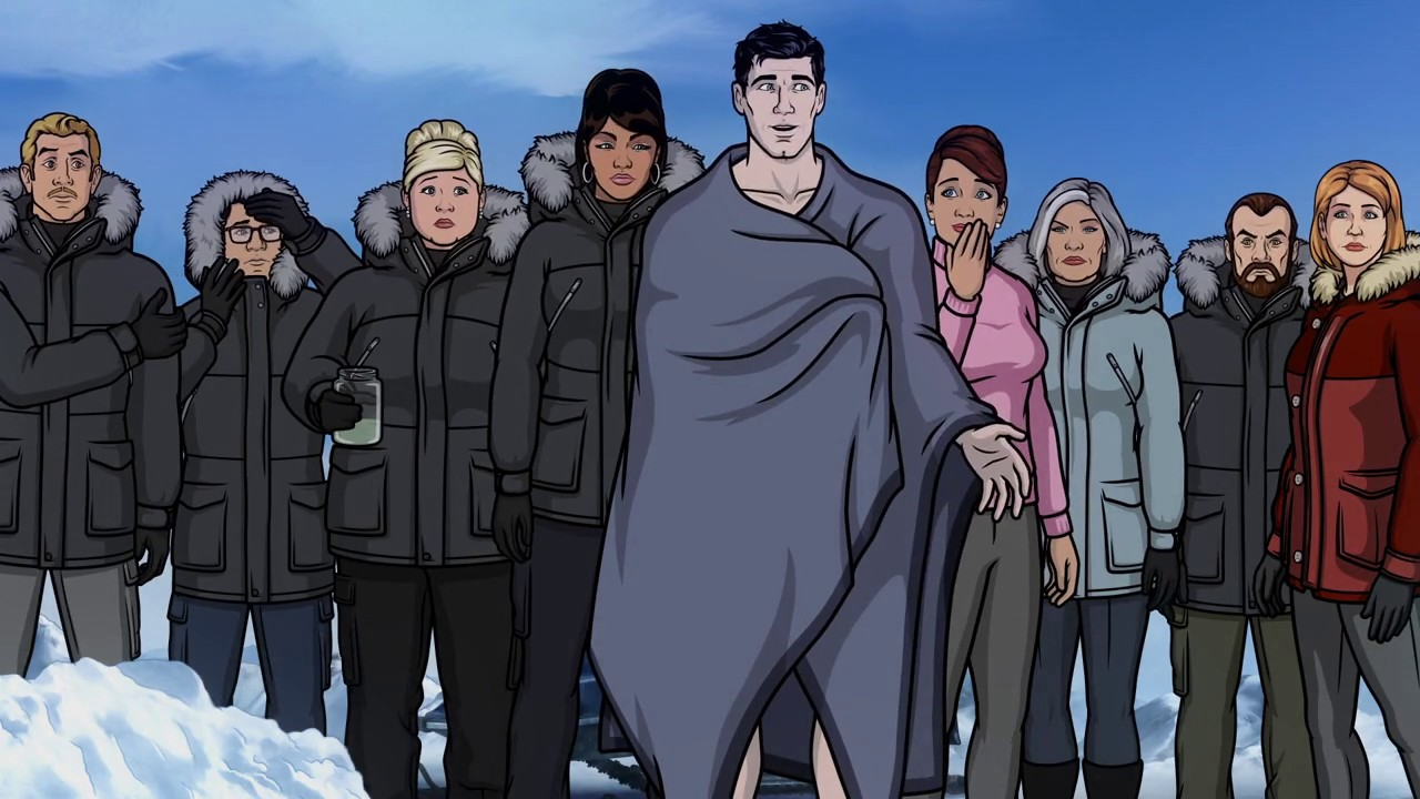 Spoilers For Archer Season 12 Episode 1 And 2
