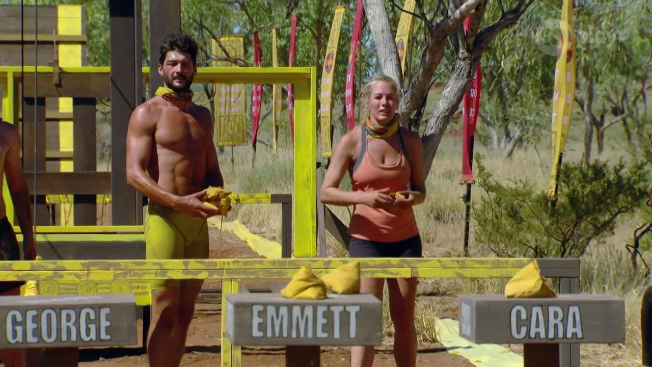 Events From previous episode that may affect Australian Survivor Season 8 Episode 10