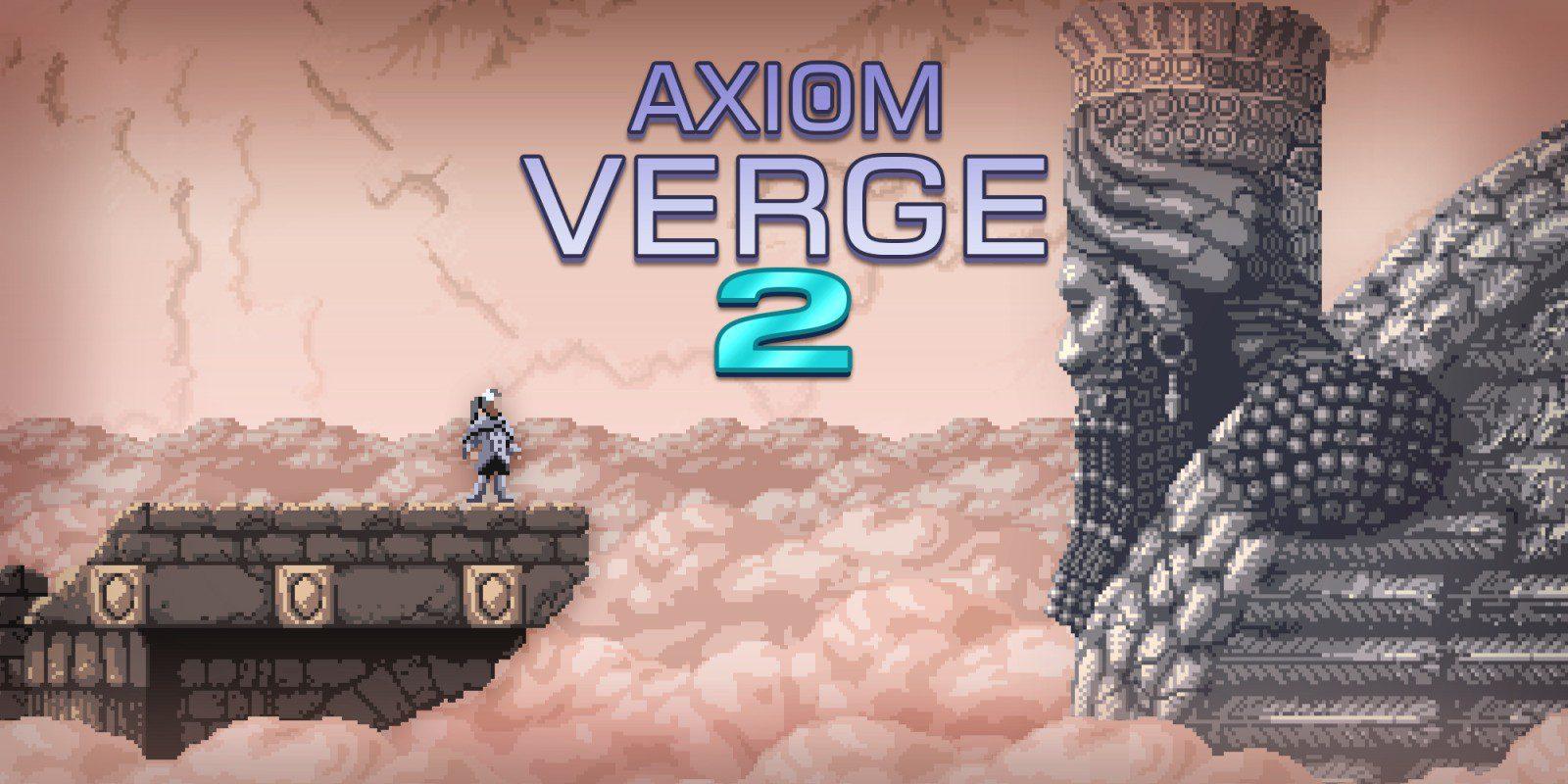 Axiom Verge 2 review