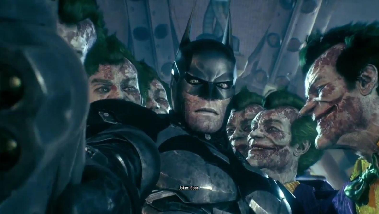 Batman: Arkham Knight Ending Explained