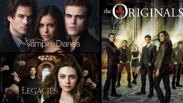 Vampire Diaries The Originals Legacies