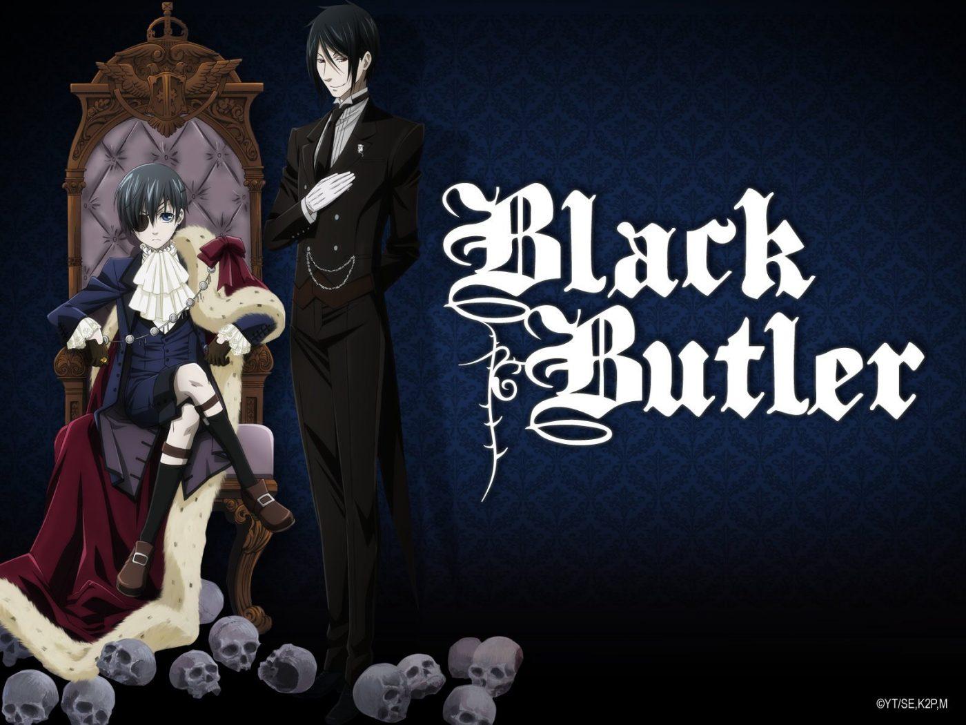 Black Butler Season One ending