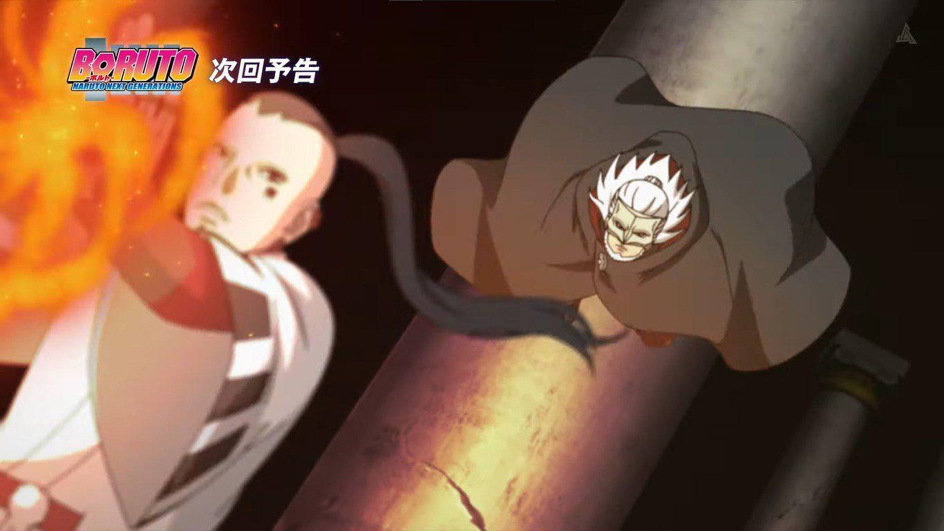 Boruto Naruto Next Generations Episode 213