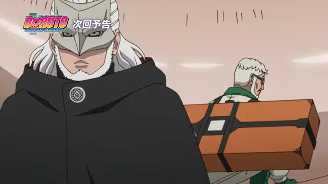 Boruto Naruto Next Generations Episode 212
