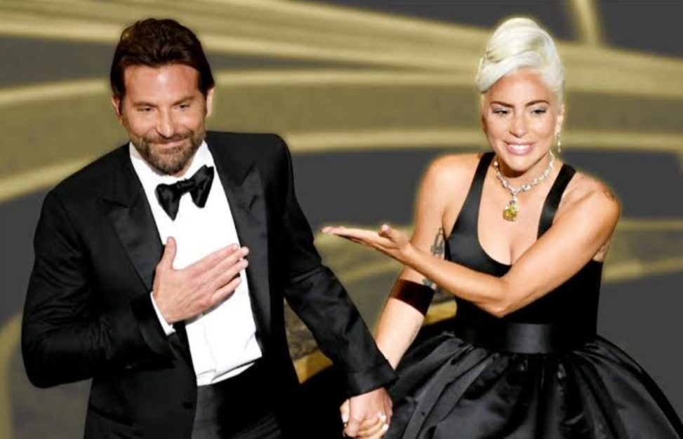 Relationship between Bradley Cooper and Lady Gaga
