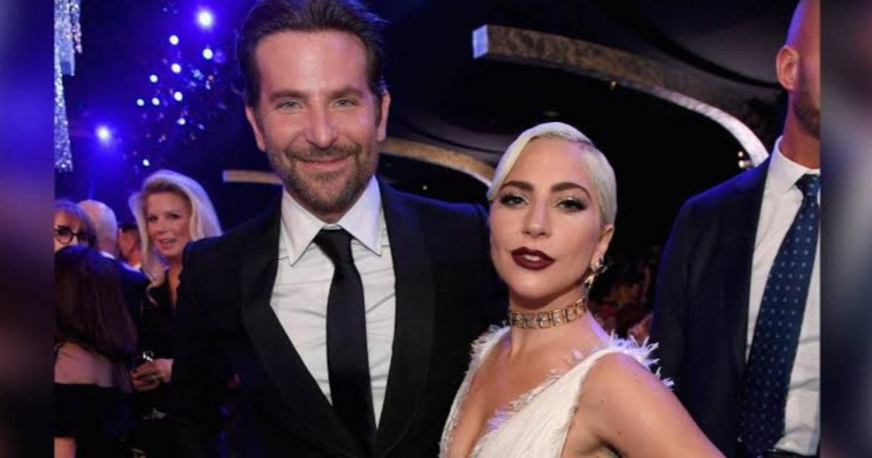 Relationship between Lady Gaga and Bradley Cooper