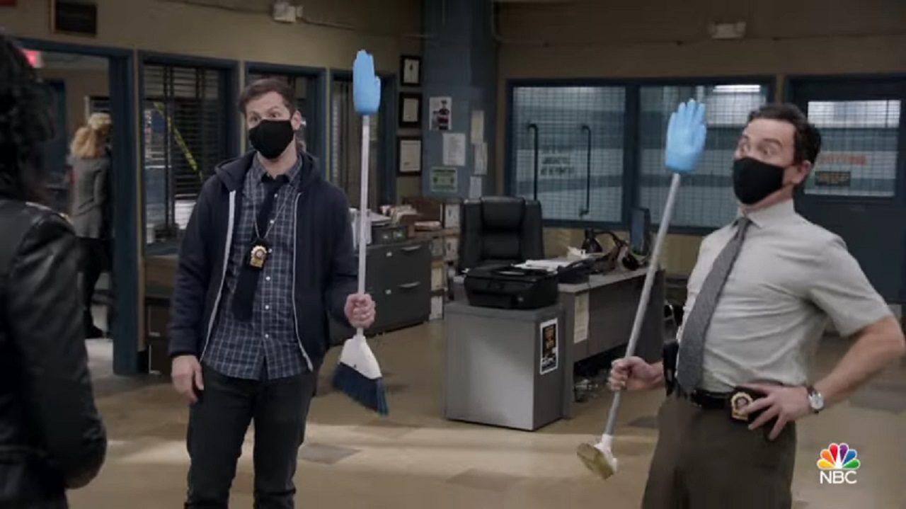 Preview For Brooklyn Nine-Nine S08E010203