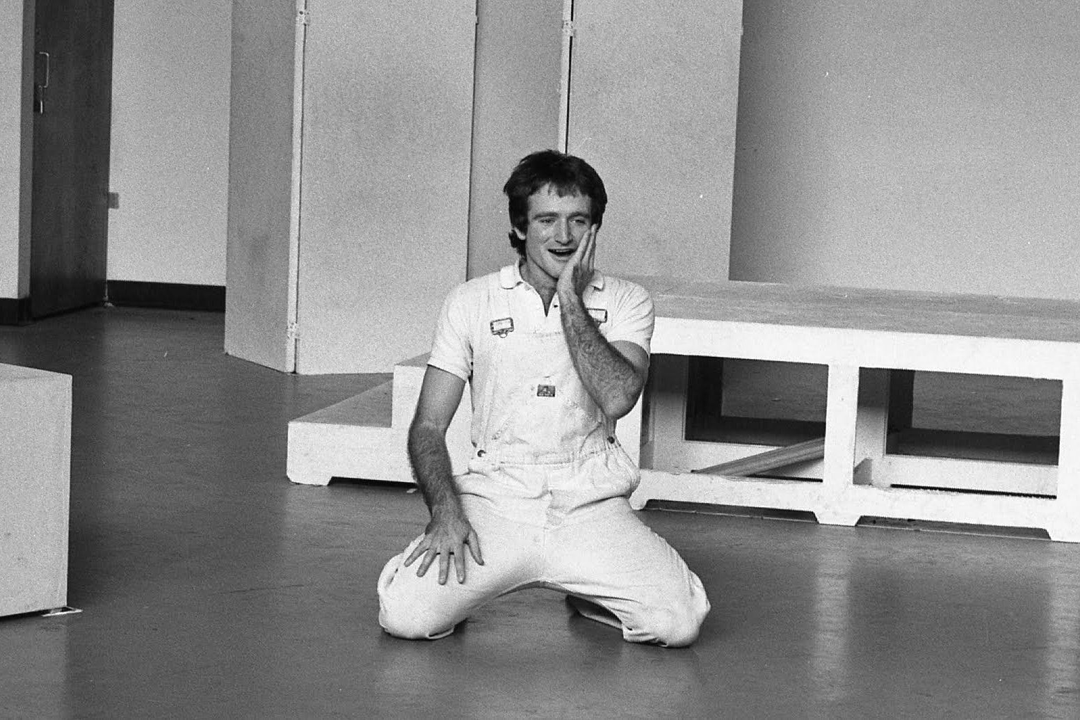 Robin Williams As A Comedian