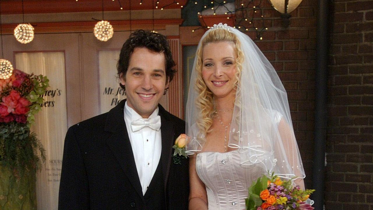 Phoebe And Mike Hannigan