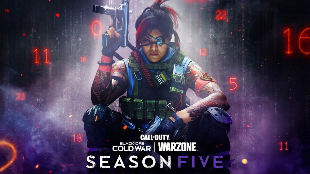 Call of duty season 5 black ops cold war and warzone release date