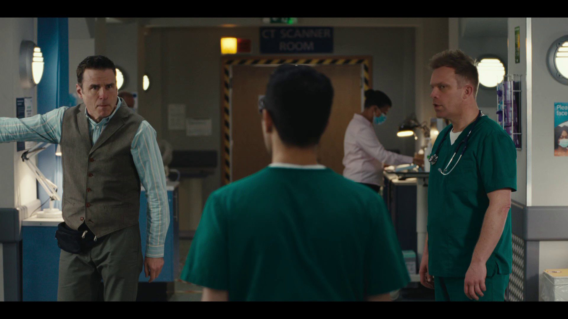 Events From Previous Episode That May Affect Casualty Season 35 Episode 30