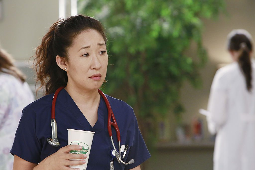 Who does Cristina end up with?
