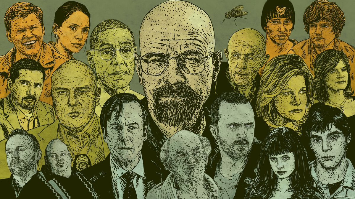 All About The Iconic Ending Of Breaking Bad