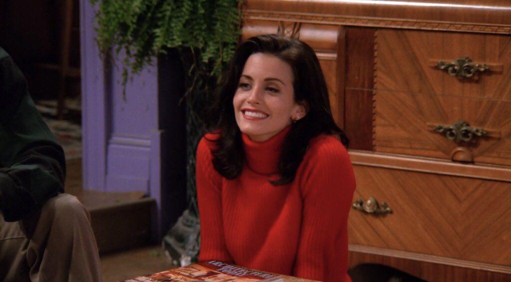 Monica Geller in Friends