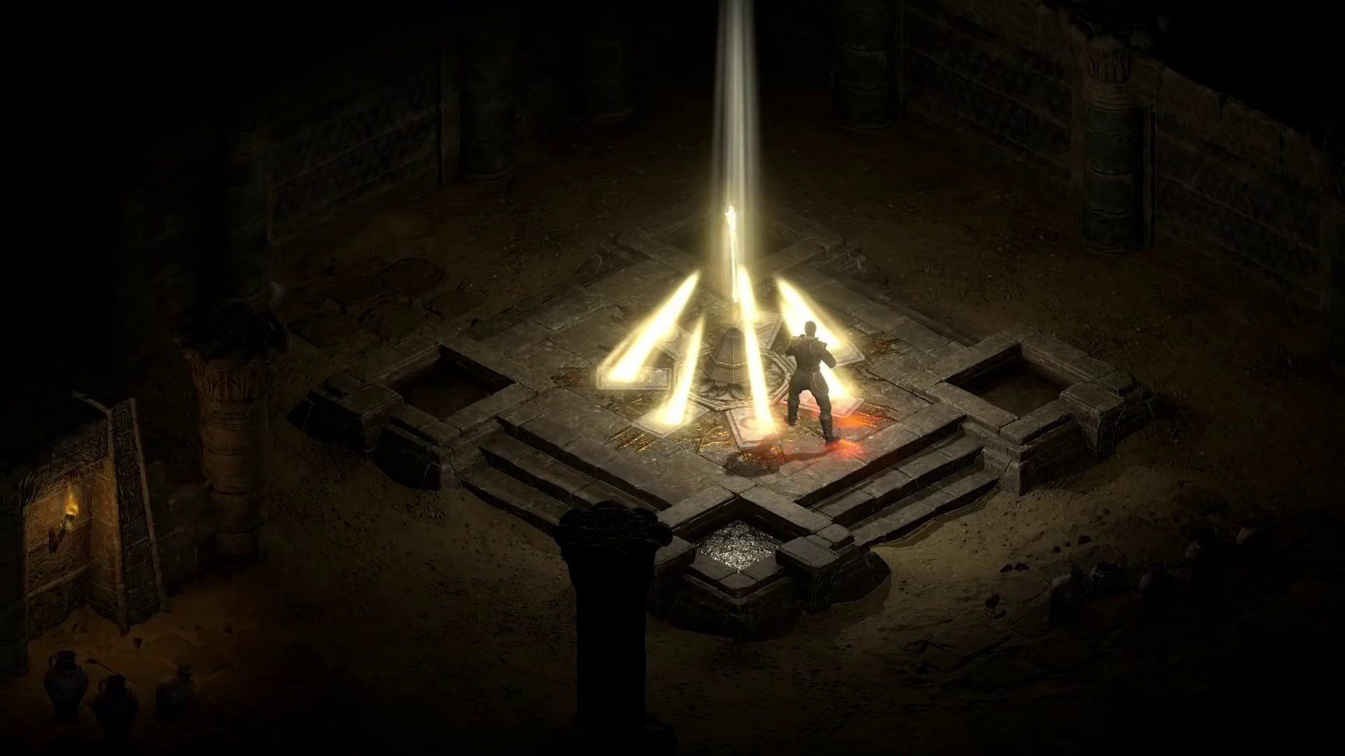 Differences Between Diablo II Resurrected and The Original Game