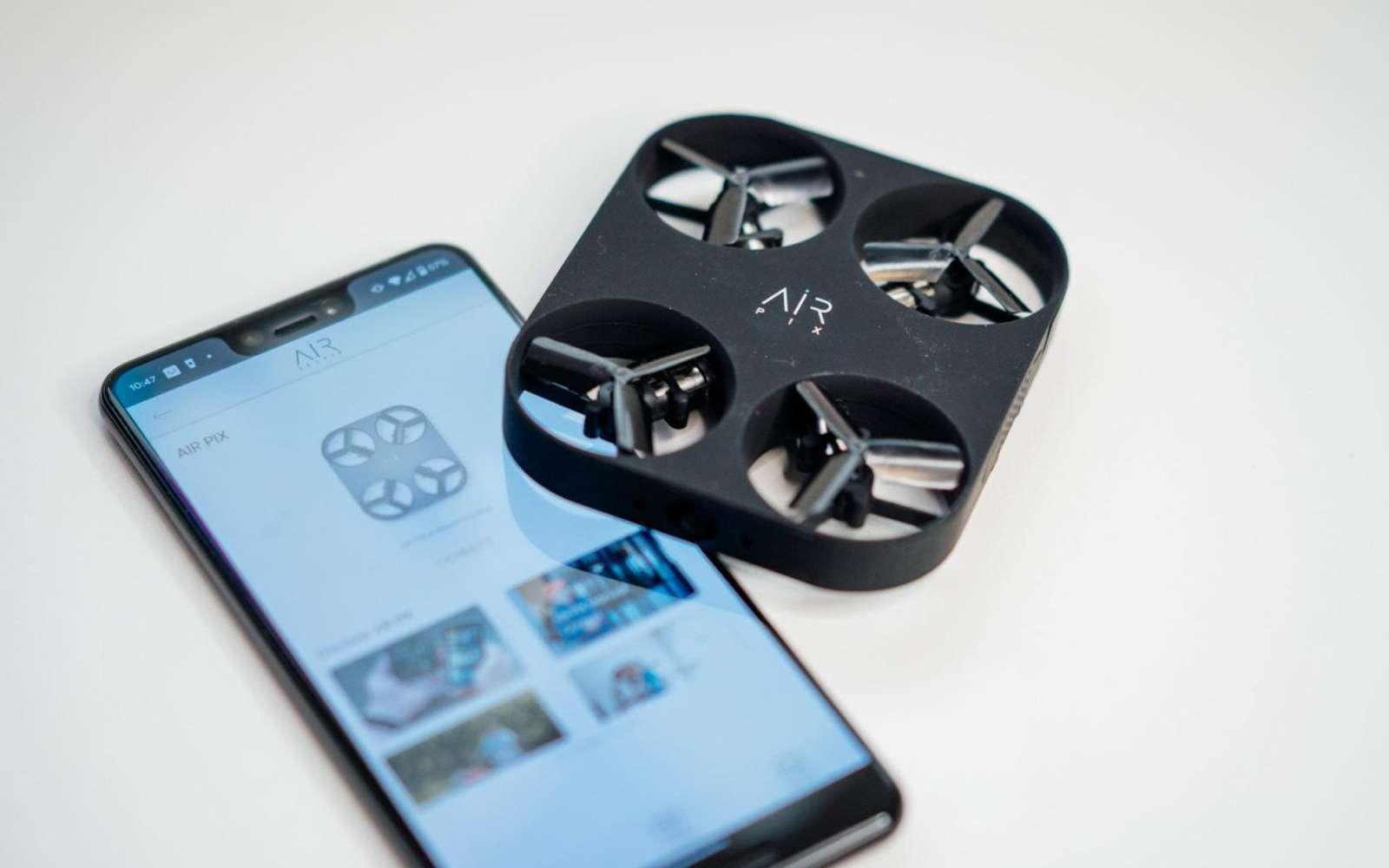 Vivo Drone Camera Phone