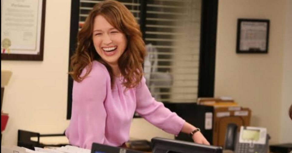 Who does Erin end up in The Office