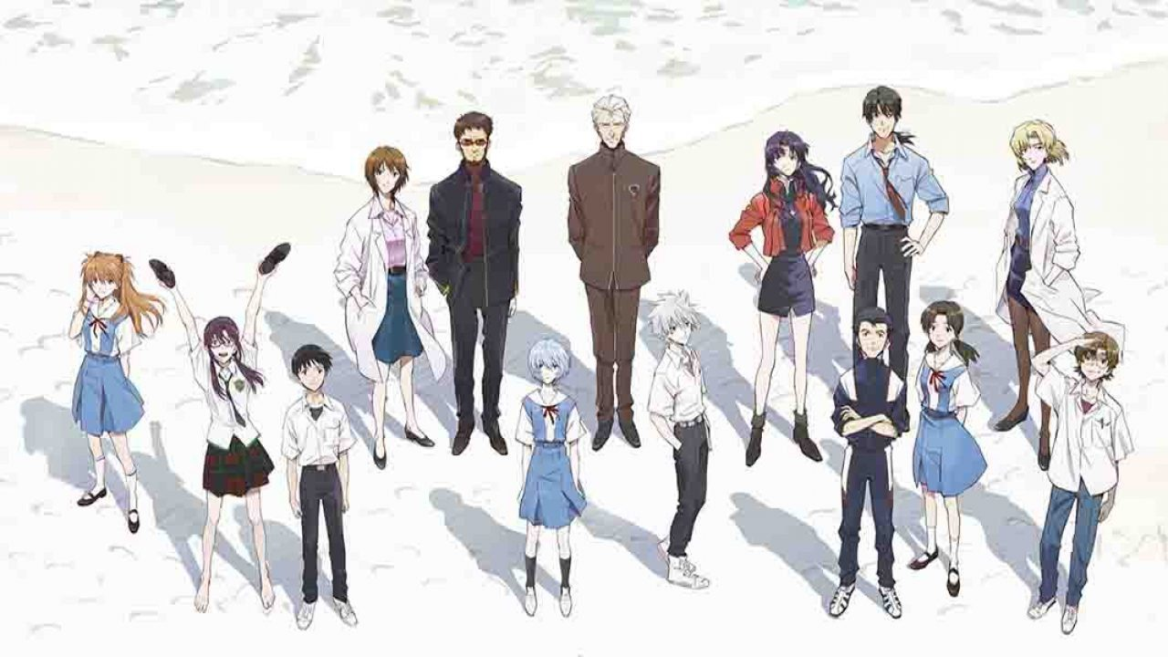 Ending Explained For Evangelion 3.0+1.0 Thrice Upon A Time