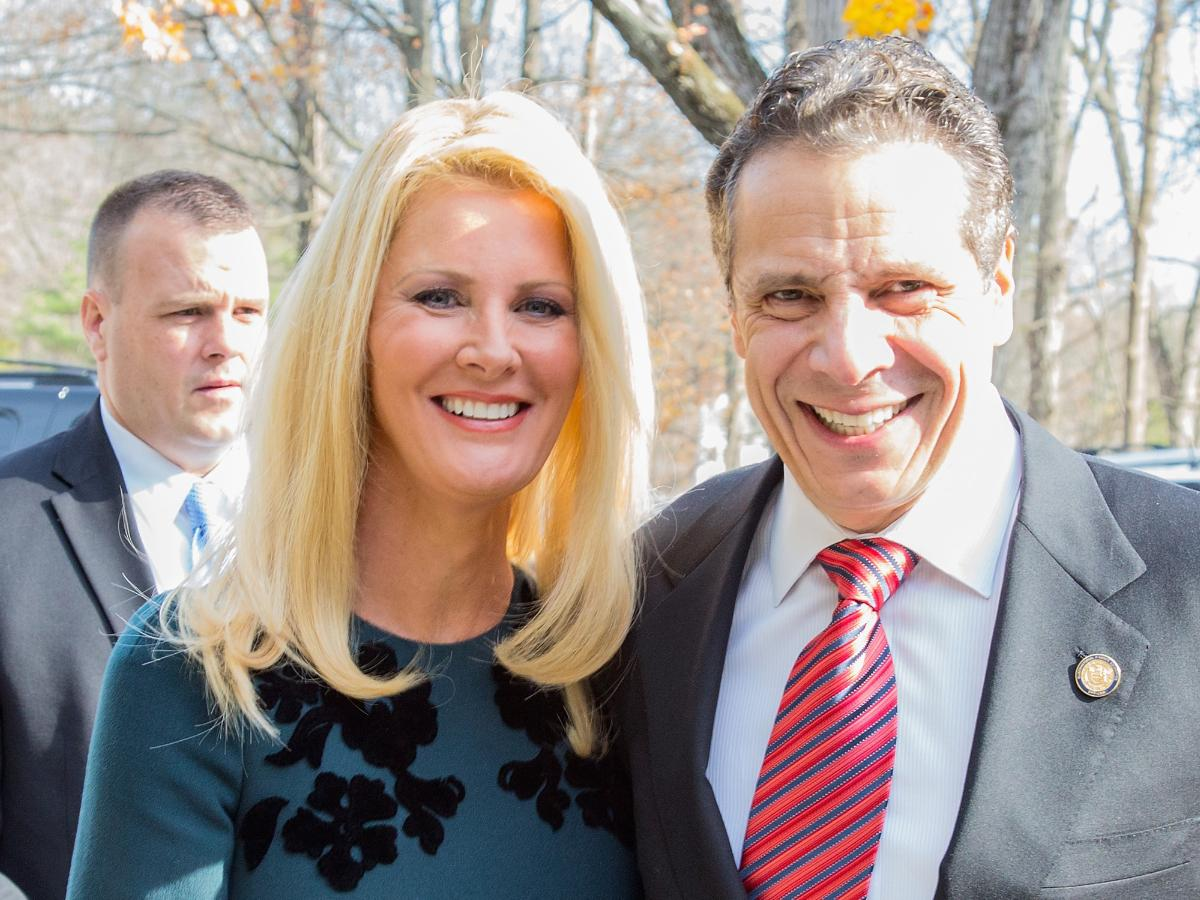 Sandra Lee Spotted With Her Boyfriend