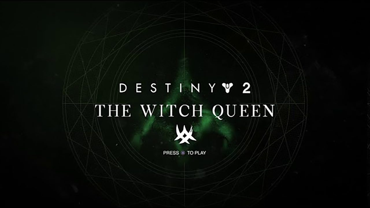 What Do We Know About Destiny 2 Witch Queen ?