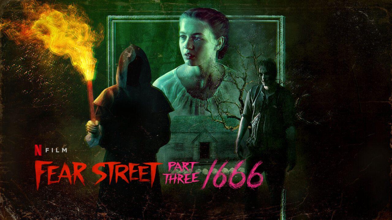 Fear Street Watch Order