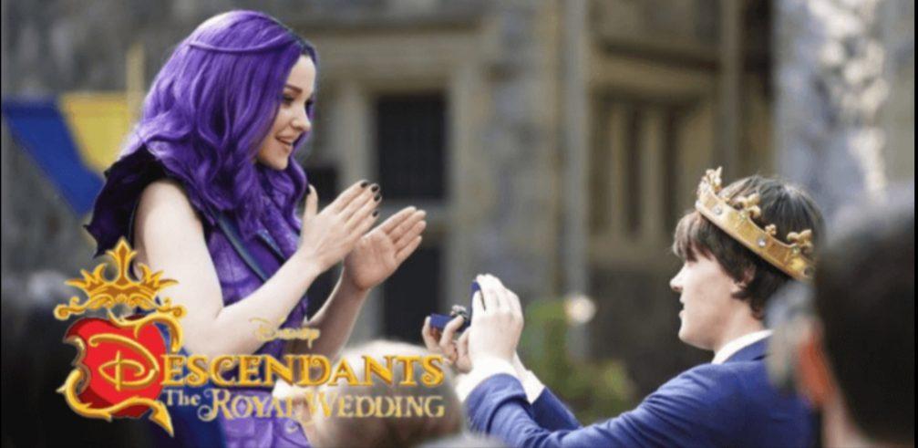 Descendants: The Royal Wedding Ending Explained