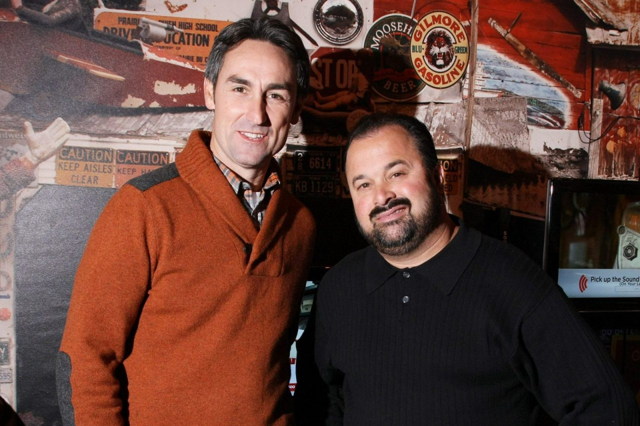 Are Mike And Frank Still Together On American Pickers?