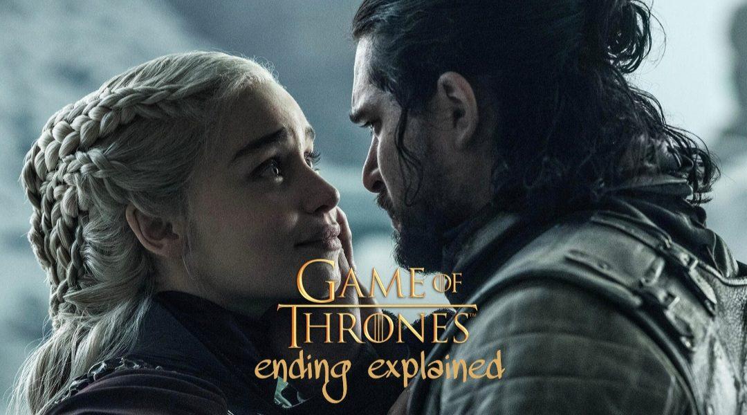 Game of thrones season 8 ending explained