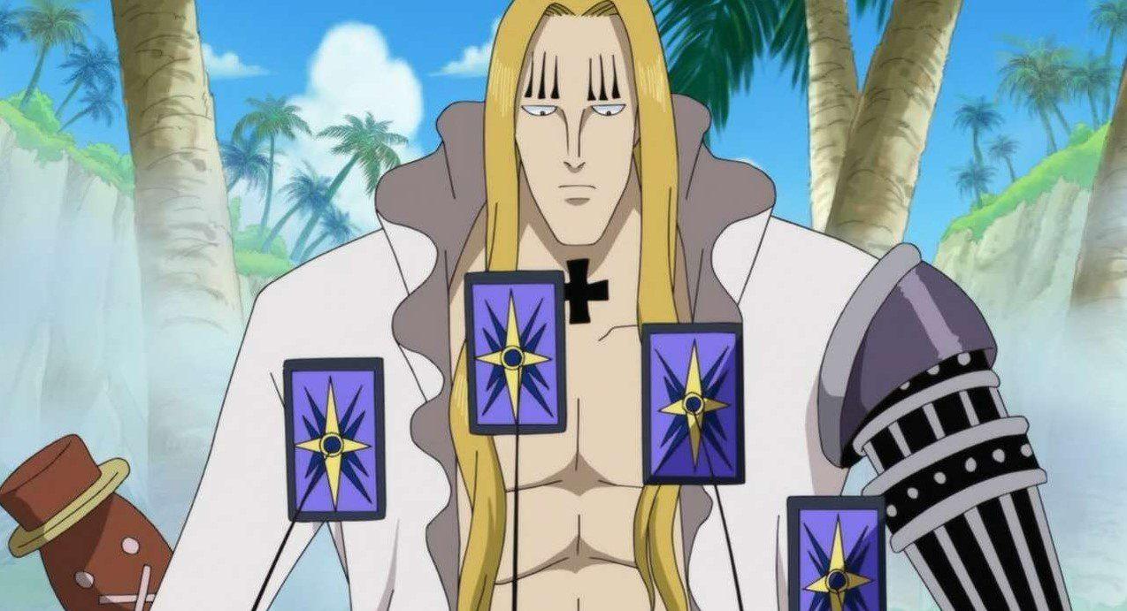 Hawkins One Piece Anime