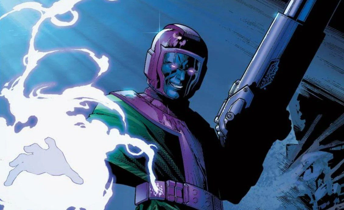 Who is Kang the conqueror