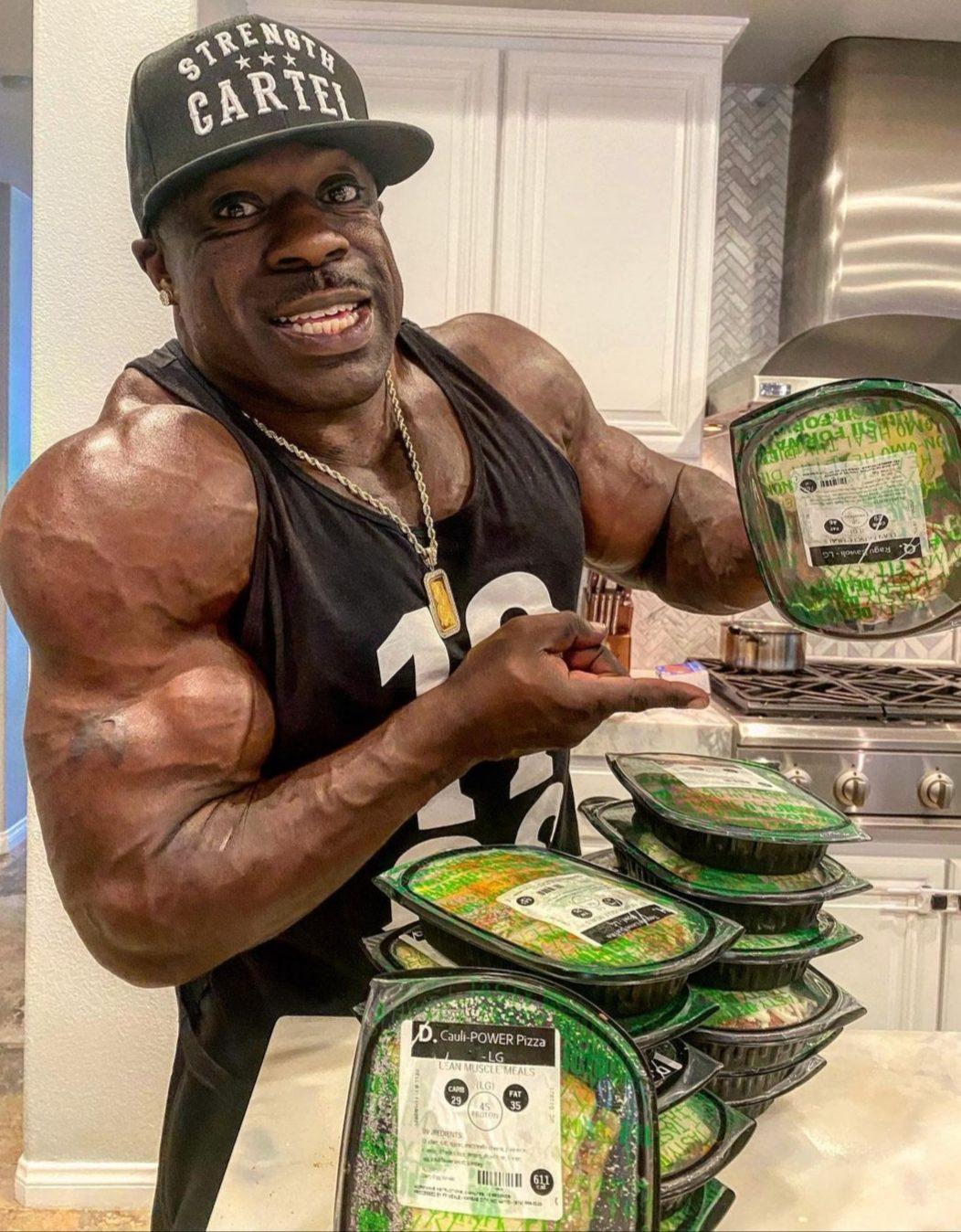 kali muscle net worth