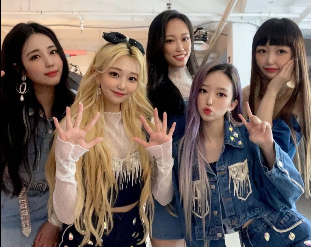 solia kpop - all members and why disband?