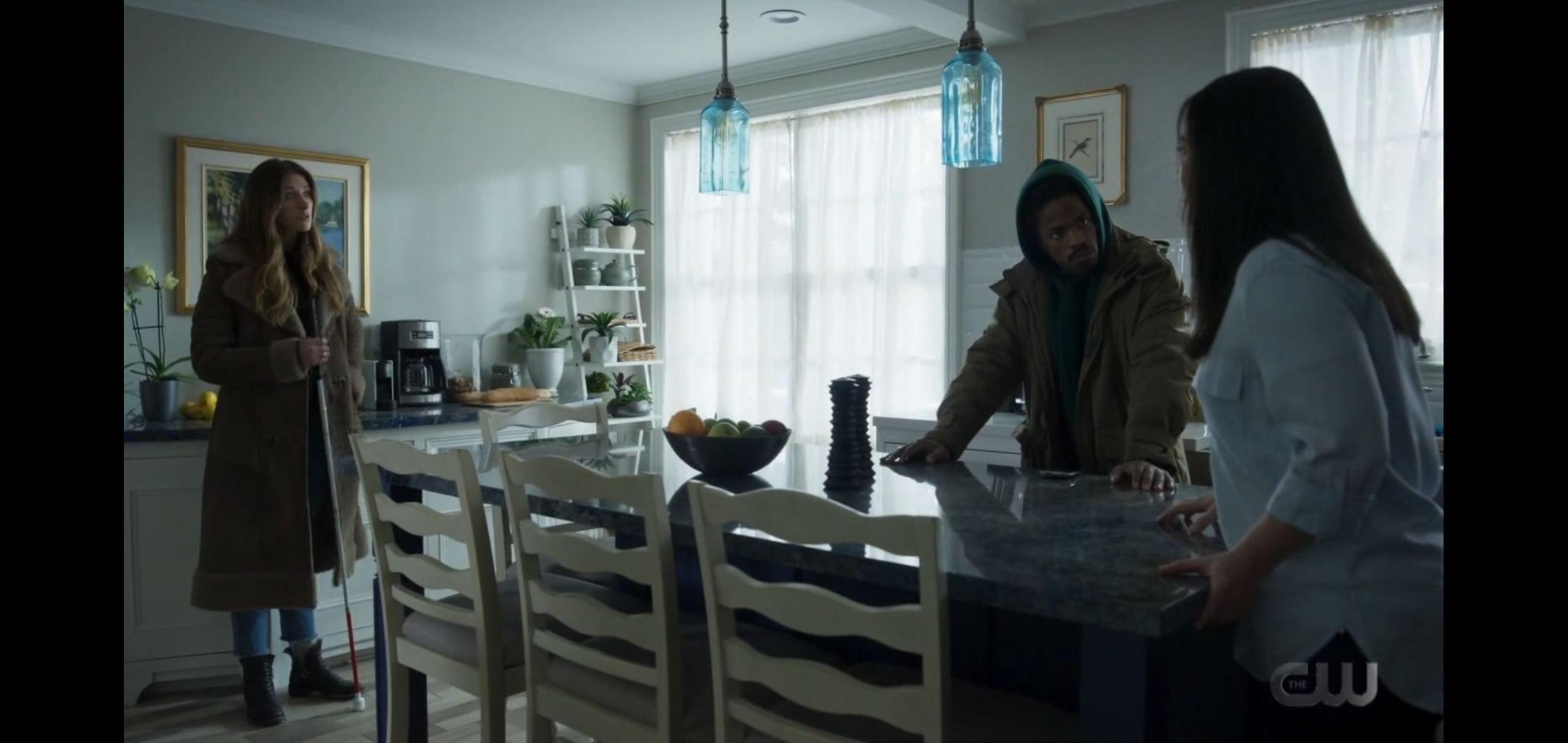 Ending For In The Dark Season 3 Episode 7