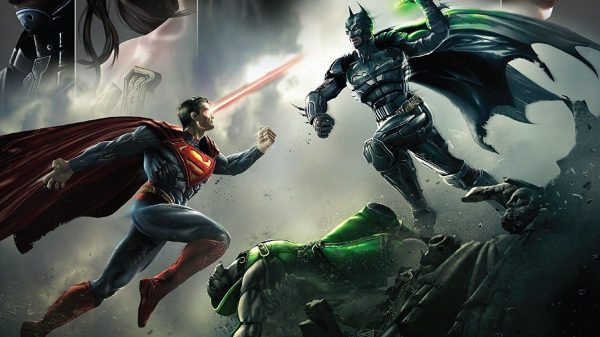 Injustice animated movie release date